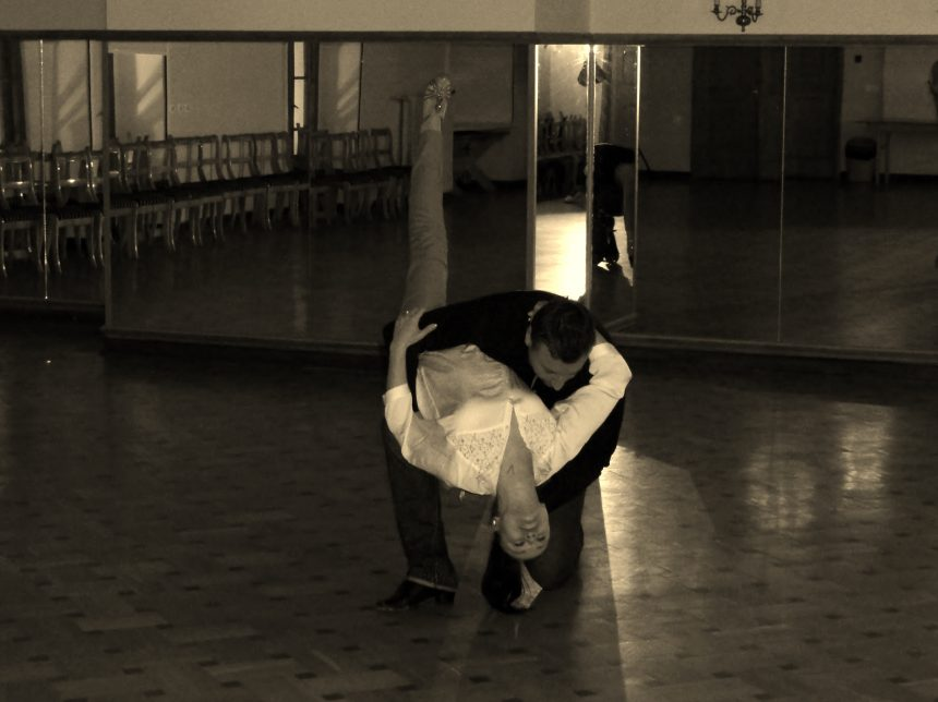 Karnawałowy Kurs Tańca Towarzyskiego