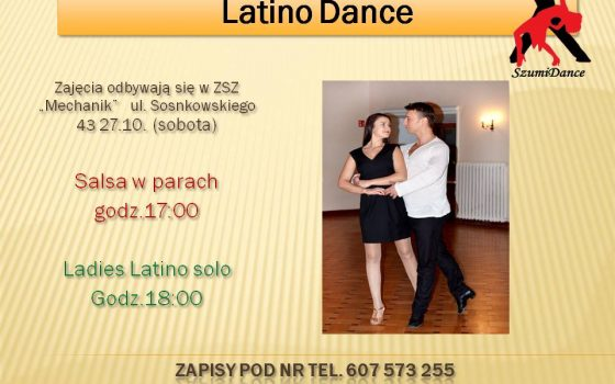 Salsa i Ladies Latino