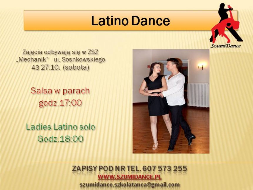 Salsa i Ladies Latino