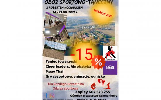 Obóz Sportowo-Taneczny